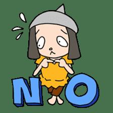 Sora Tokui  [makeruna!! akunogundan!] sticker #287827