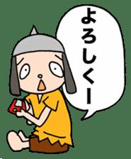 Sora Tokui  [makeruna!! akunogundan!] sticker #287832