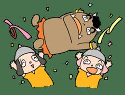 Sora Tokui  [makeruna!! akunogundan!] sticker #287838