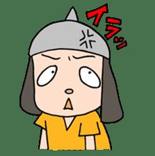 Sora Tokui  [makeruna!! akunogundan!] sticker #287846