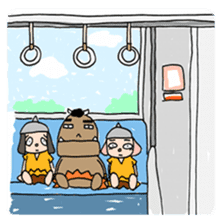 Sora Tokui  [makeruna!! akunogundan!] sticker #287860