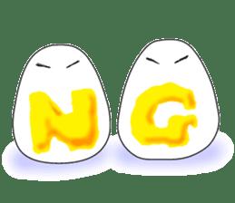 egg chan sticker #288206