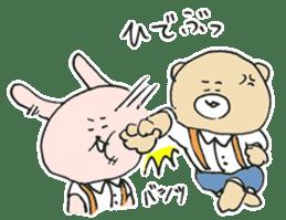 Angry bear sticker #288710
