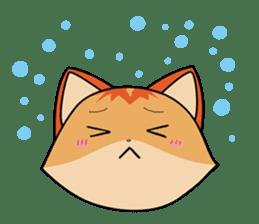 Foxmosa sticker #288987