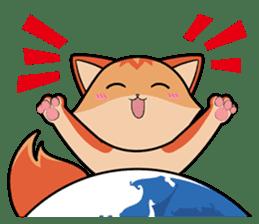 Foxmosa sticker #288988