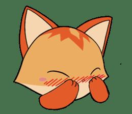 Foxmosa sticker #289008