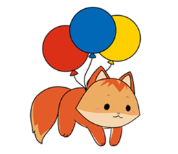 Foxmosa sticker #289010