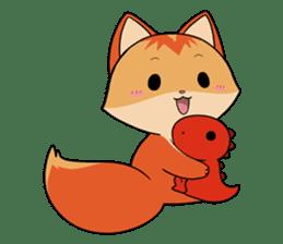 Foxmosa sticker #289014
