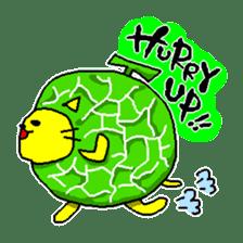 THE YELLOW CAT -Japan Tour- sticker #289025