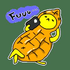 THE YELLOW CAT -Japan Tour- sticker #289036