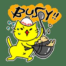 THE YELLOW CAT -Japan Tour- sticker #289037