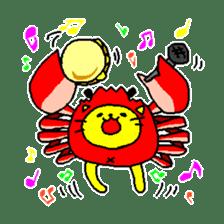 THE YELLOW CAT -Japan Tour- sticker #289040