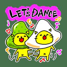THE YELLOW CAT -Japan Tour- sticker #289047