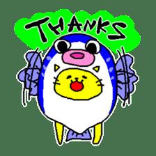 THE YELLOW CAT -Japan Tour- sticker #289055