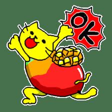 THE YELLOW CAT -Japan Tour- sticker #289061