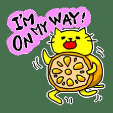 THE YELLOW CAT -Japan Tour- sticker #289062