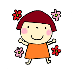 Japanese girl coto-chan