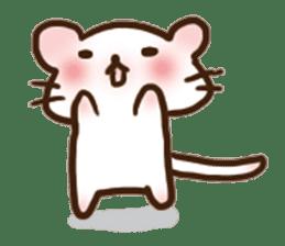 An inner ferret sticker #289945
