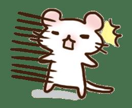 An inner ferret sticker #289948