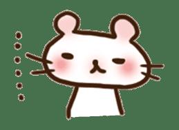An inner ferret sticker #289949