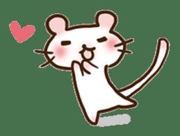 An inner ferret sticker #289950