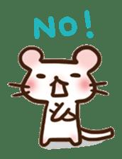 An inner ferret sticker #289962