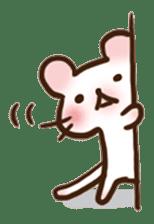 An inner ferret sticker #289972