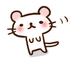 An inner ferret sticker #289974