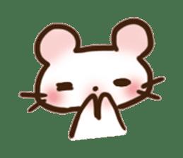 An inner ferret sticker #289982