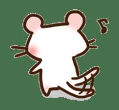 An inner ferret sticker #289983