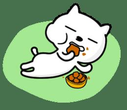 Lazybones Tomcat Doodling Diary sticker #290027