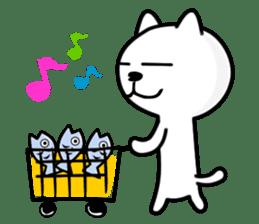 Lazybones Tomcat Doodling Diary sticker #290038