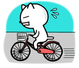 Lazybones Tomcat Doodling Diary sticker #290043