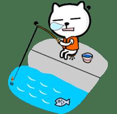 Lazybones Tomcat Doodling Diary sticker #290054