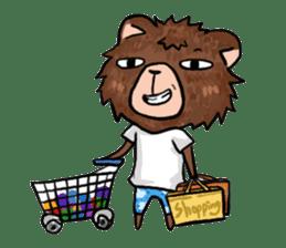 Hello Shoppingbear! sticker #290241