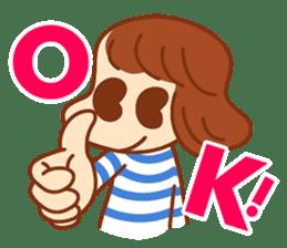 peanuts NATSUMI's everyday sticker #292025