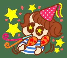 peanuts NATSUMI's everyday sticker #292039