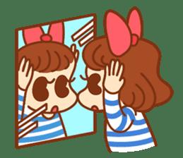 peanuts NATSUMI's everyday sticker #292045