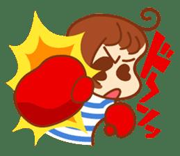 peanuts NATSUMI's everyday sticker #292047