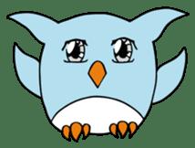 BabyOwl sticker #292425