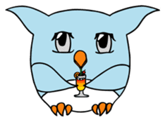 BabyOwl sticker #292433
