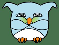 BabyOwl sticker #292434