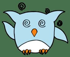 BabyOwl sticker #292436