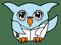 BabyOwl sticker #292437