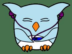 BabyOwl sticker #292442