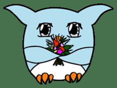 BabyOwl sticker #292444