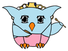 BabyOwl sticker #292445