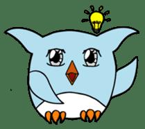 BabyOwl sticker #292447