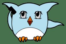 BabyOwl sticker #292448