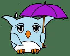 BabyOwl sticker #292454